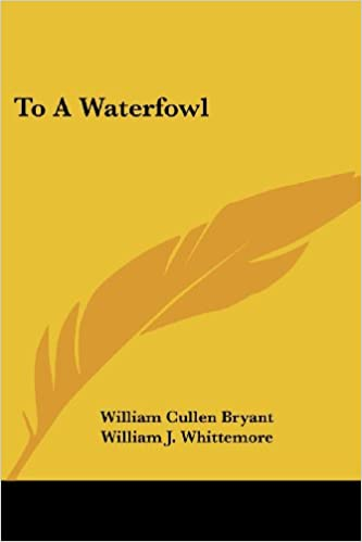 to a waterfowl bryant