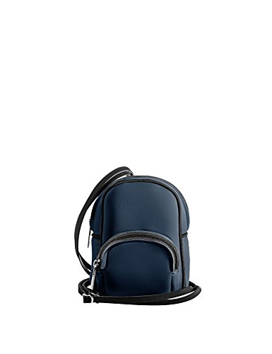 Save My Bag Women's Baby Women's Denim Blue Mini Backpack Blue by Save My Bag