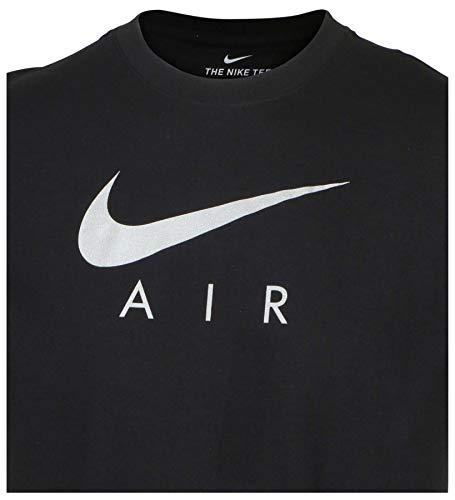 Nike Men's Swoosh Air Metallic Graphic Tee 2
