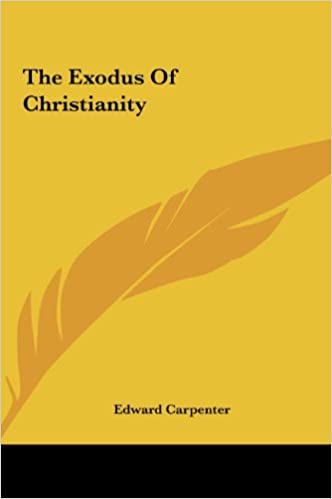 Book The Exodus of Christianity