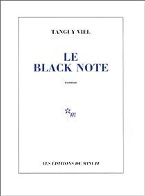 Le Black Note par Viel