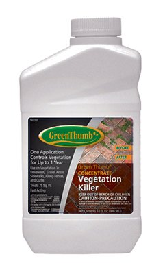 BONIDE PRODUCTS 5121GT Thumb Quart Concentrate Vegetable Killer, Green