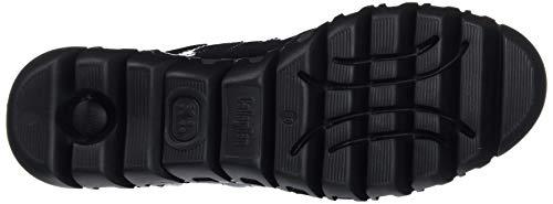 Negro Sirena Derby Callaghan para Mujer Cordones de 1 Zapatos Negro d0UdwnqZR