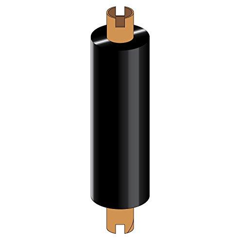 GA International WR84X74C0.5-1iZ4 Thermal Transfer Wax-Resin Ribbon, 3.3