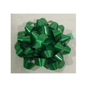 Mayflower Balloons 4040 9 Star Bow - Emerald Green