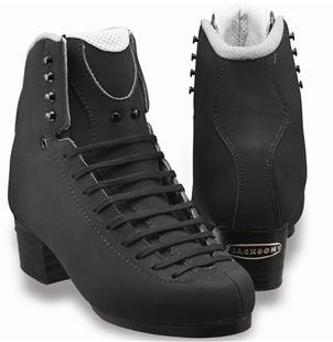 Jackson Ultima Figure Skates - Men's Elite Suede LCF DJ5252 - 11-W