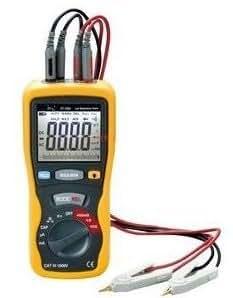 GOWE High-Accuracy Kelvin 4-Wires Milliohm Meter