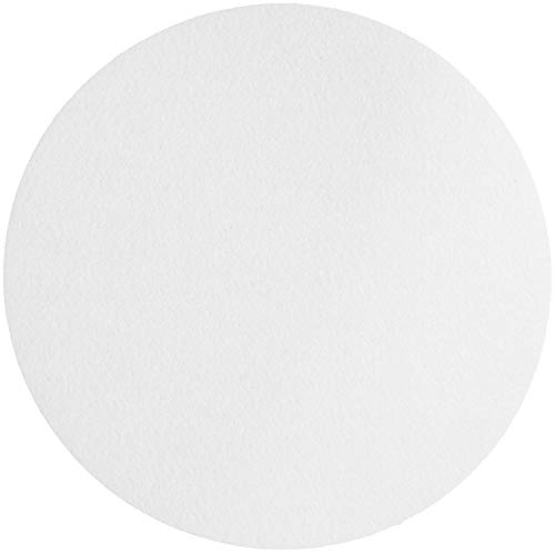 GE Bio-Sciences Qualitative Filter Paper Circles, Medium Flow Rate, 125mm Diameter, Pack of 100