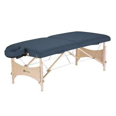 EARTHLITE Portable Massage Table HARMONY DX – Eco-Friendly Design, Hard Maple, Superior Comfort,...