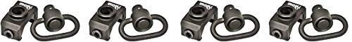 Daniel Defense Rail Mount QD Point Sling Swivel, Picatinny Rail - 03-021-30029 (4) by Daniel Defense