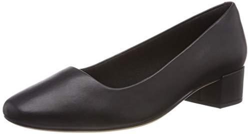 Alice Orabella Donna Scarpe black Clarks Leather Tacco Con Nero S765xZnqx