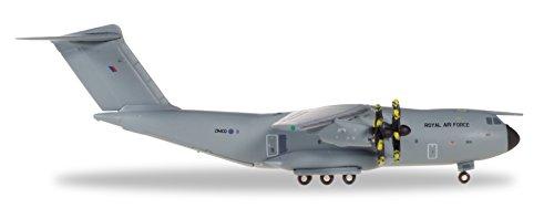 Herpa 529969-Vehicle-Royal Air Force Airbus A400M Atlas, No LXX Squadron