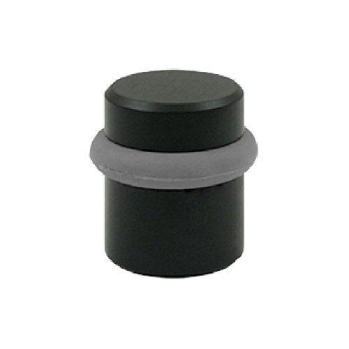 Matte Dome - Deltana UFB4505U19 Solid Brass 1 1/2-Inch Round Universal Floor Bumper