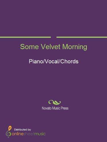 Some Velvet Morning (Lee Hazlewood And Nancy Sinatra Some Velvet Morning)