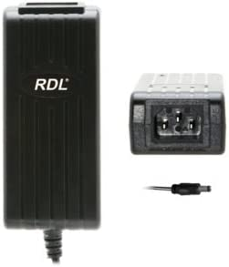 Radio Design Labs RDL PS-24V2A 24 Vdc Switching Power Supply w//North American Cord