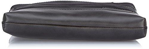 Calvin Klein Jeans Borsa Messenger, nero (Nero) - J5IJ500437