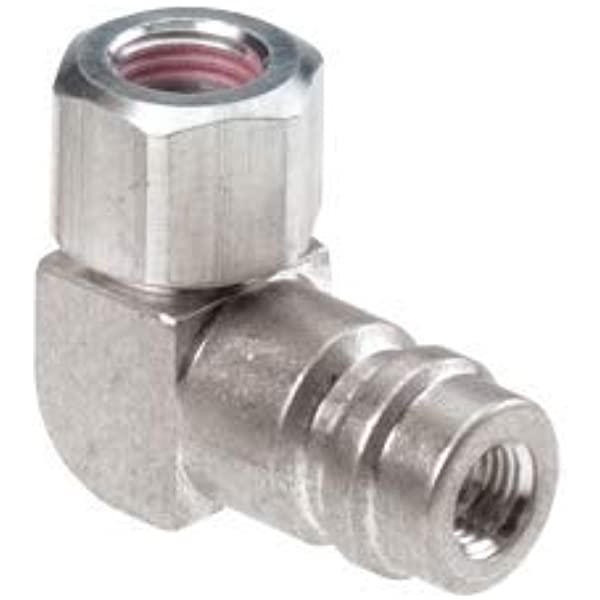 FJC FJC2602 1//4 Flare Service Port Adapter 1 Pack