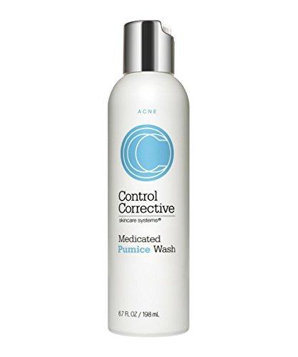 Control Corrective Medicated Pumice Wash