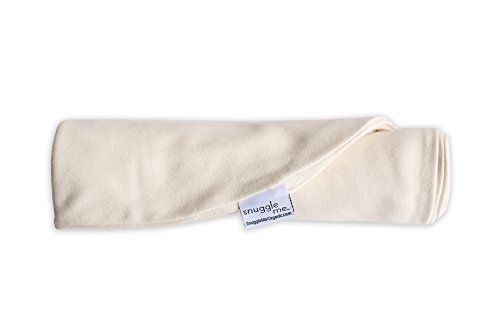 Extra Cover: Snuggle Me Cosleeping Infant Lounger. Organic Cotton. Ivory. (All Of Me Best Cover)