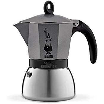 Amazon.com: Bialetti 4933 Moka Induction Espresso Maker ...