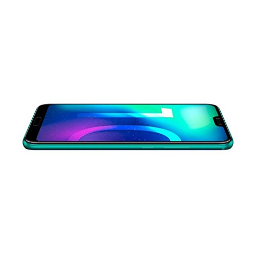 Huawei Honor 10 (COL-L29) 128GB Phantom Green, Dual Sim, Dual Camera 24MP+16MP, 4GB RAM, GSM Unlocked International Model, No Warranty
