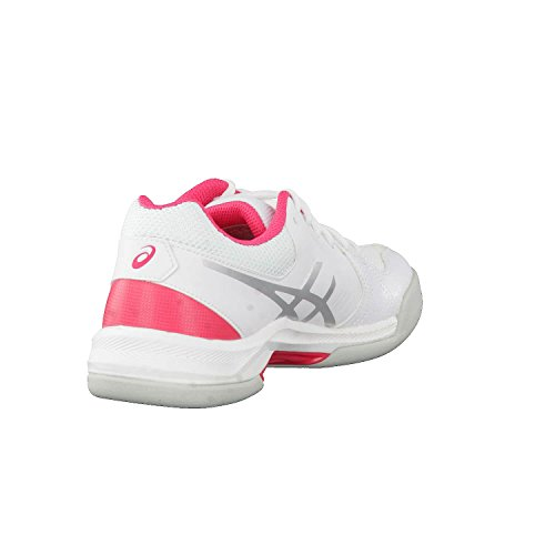 silver Chaussures Tennis Femme Performance Red Asics rouge White wvXFZAnnxq