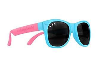 Roshambo Baby Shades 0-2 años 100% protección UVA/UVB Gafas de sol irrompibles disponibles en muchos colores Gafas de sol irrompibles para niños ...