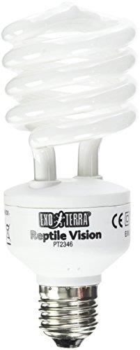 Hagen Exo Terra Reptile Vision Compact Fluorescent Lamp, 26-watt ()