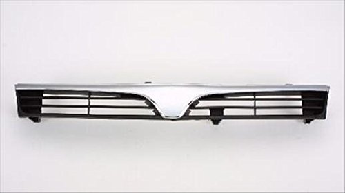 OE Replacement Mitsubishi Mirage Grille Assembly (Partslink Number MI1200214) ()