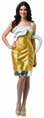 Rasta Imposta Women's Beer Mug Dress, Multi, Size 4-10 -