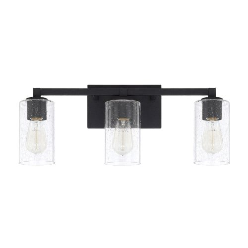 Capital Lighting 119831BI-435 Three Light Vanity