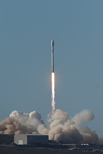 Vandenberg Air Force Base  Calif Team Vandenberg Launches Its First Ever Spacex Launch From Spac