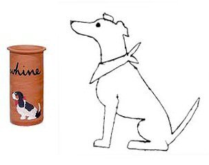 Whippet Whine Cooler