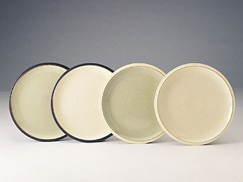 Denby Energy - Dessert Plate Charcoal/Green - 9 inches & Amazon.com: Denby Energy - Dessert Plate Charcoal/Green - 9 inches ...