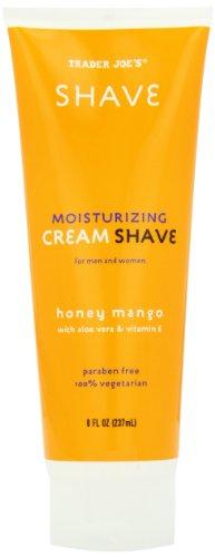 Trader Joes Moisturizing Cream Shave