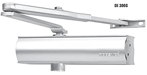 Heavy duty automatic Door Closer - Commercial grade Hydraulic operated - For Residential/Commercial Use Model DI - Automatic Door Closer