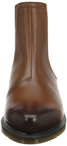 Dr Mujer oak Chelsea Martens Para Botas 228 Marrón Zillow r1racX