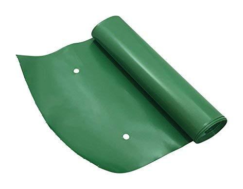 Frost King DE300 Standard Plastic Drain Away Downspout Extender, Extends 12-Feet, Green by Frost King