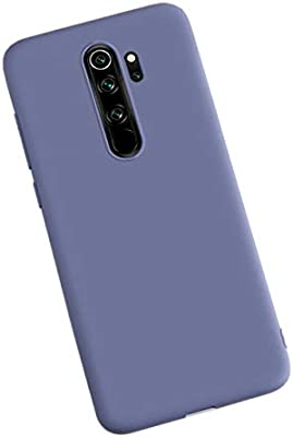 XunEda Funda para Xiaomi Redmi Note 8 Pro, Ultra Ligero Funda ...
