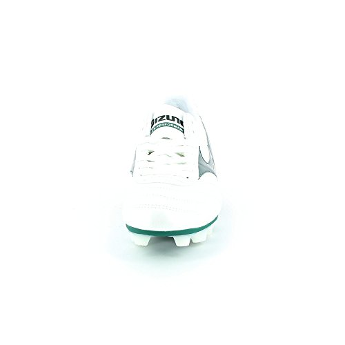 Mizuno Morelia Club MD Firm Ground Football Boots White Vsq7t43i