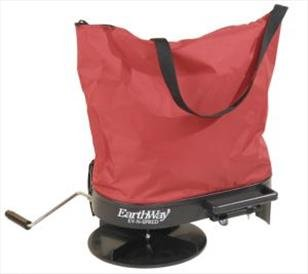 EarthWay 2750 EV-N-SPRED 20lb Ice Melt Sand Salt Snow De-Icers Seed Nylon Bag Seeder/Spreader