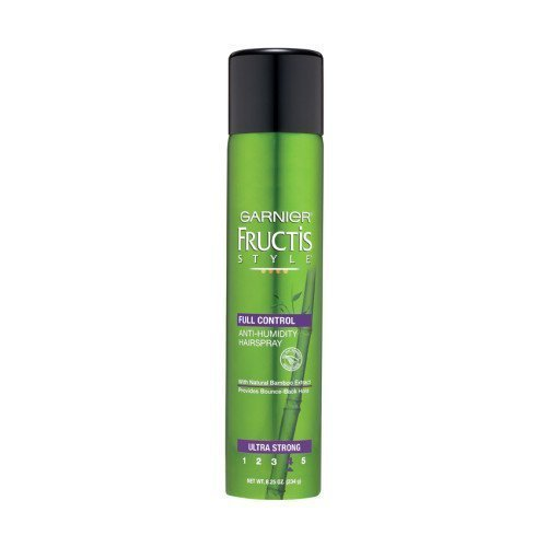 Fructis Style Full Control Firm Hold Ultra Strong Hair Spray Garnier Hair Spray Unisex 8.25 oz (Pack of 7) by L'oreal / Cosmair