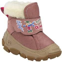 Olang - Botas para niña rosa Powder Pink UK Kids 9-10