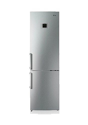 LG GB7038TITW Independiente A+ Titanio nevera y congelador ...