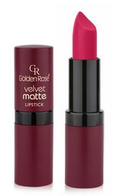 Golden Rose Velvet Matte Lipstick - 17 - Old Rose Red by Golden Rose