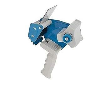 Dispensador Precinto 48-50 Mm Pistola Cinta Adhesiva Embalaje: Amazon.es: Bricolaje y herramientas