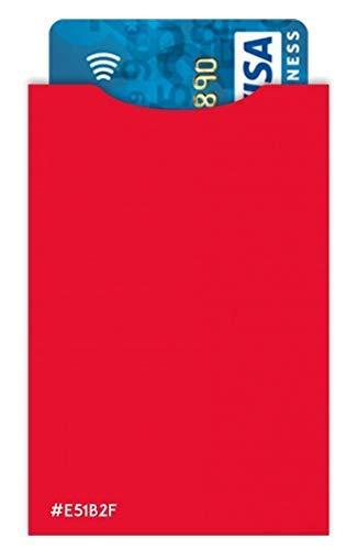 6672e4e7ad 5 custodie per carte di credito e bancomat contactless. Protezione  antifrode con blocco RFID in