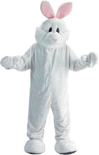 Cozy Bunny Mascot Costume Set - Adult (one size fits (Cozy Bunny Mascot Costumes)