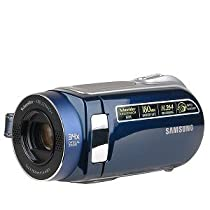 Samsung SC-MX20 SD/SDHC Digital Memory Camcorder (Blue)