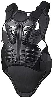 Ports Chest Back Spine Protector Vest,Men Motorcycle Armor Vest Body Chest Spine Back Protector Protective Jac